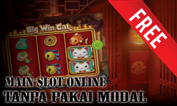 Main-Game-Slot-Online-Tanpa-Modal