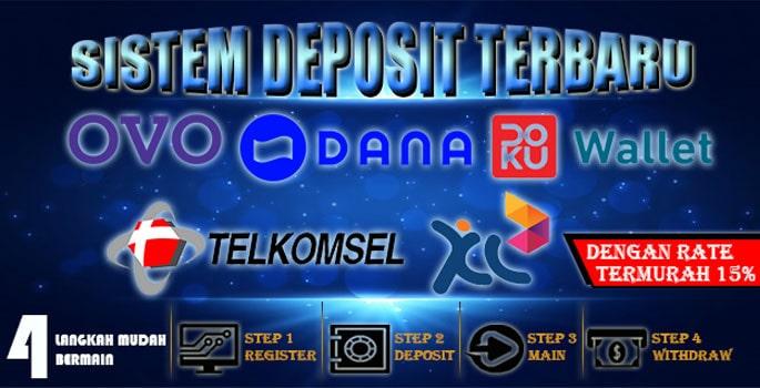 IDN Slot Deposit Pulsa